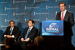 Lowell Milken and panel at the Milken Institute 2013GC
