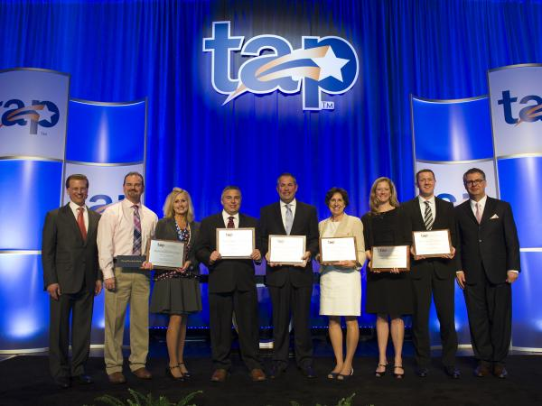 lowell milken gary stark tap distinction awards