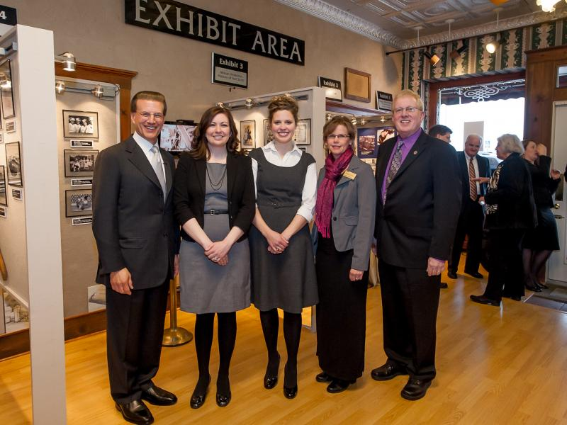 Lowell Milken Tours LMC Exhibits