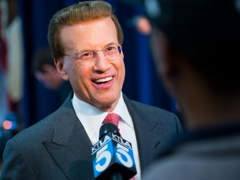 Media Interview Lowell Milken about Education