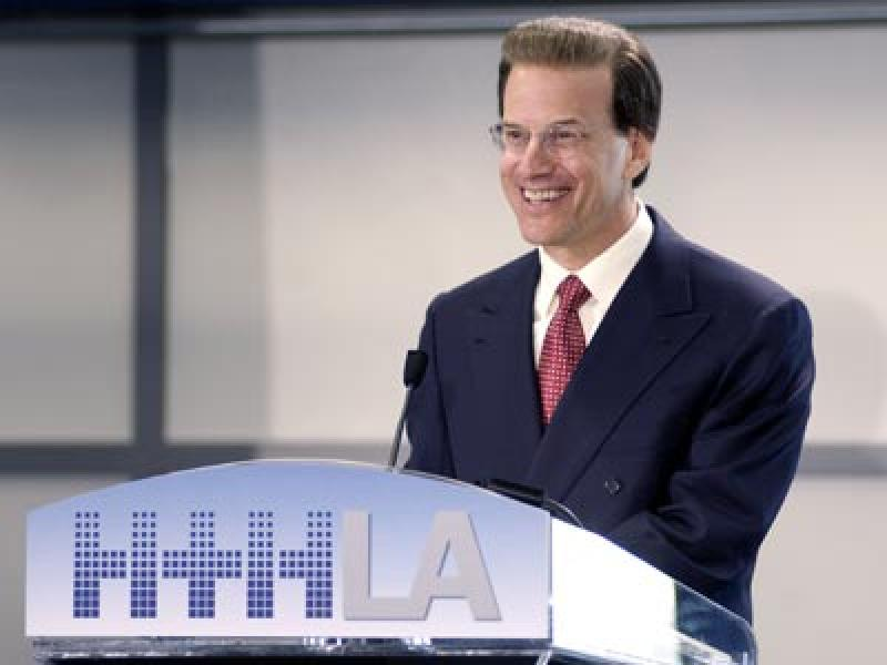 Lowell Milken Speaks at HighTech LA Dedication