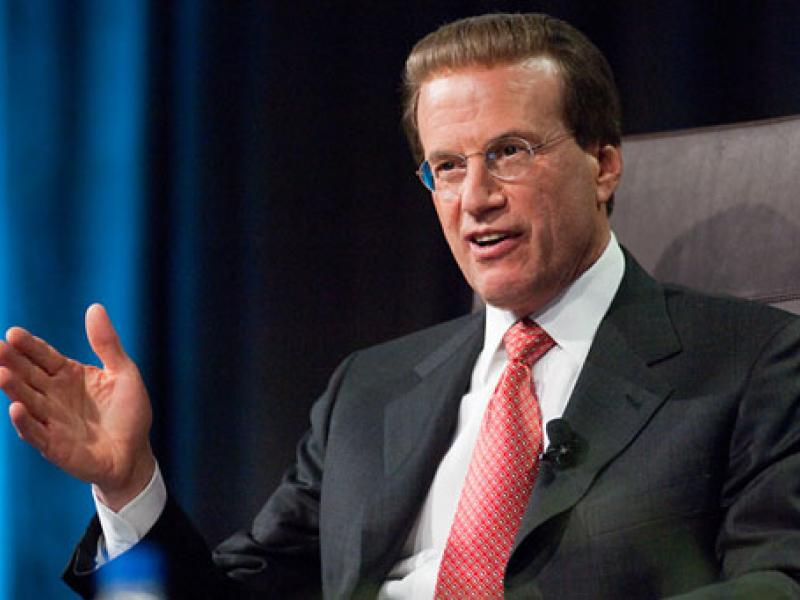 Lowell Milken Speaks at 2009 Milken National Education/TAP Conference