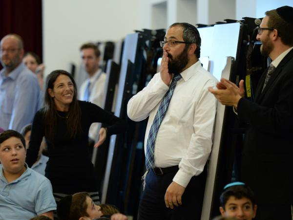Rabbi Levi Solomon reaction