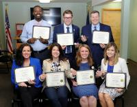 Key to the city 2017 fellows week 1
