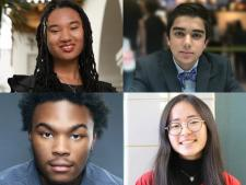 Milken Scholars collage