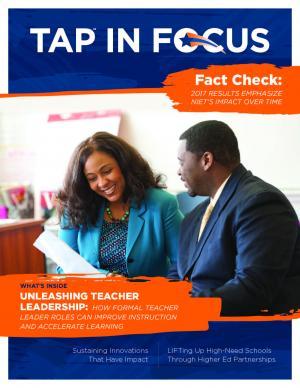 tap in focus teacher leadership full viii cover