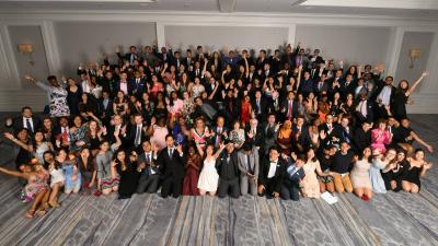 2018 Scholars summit group