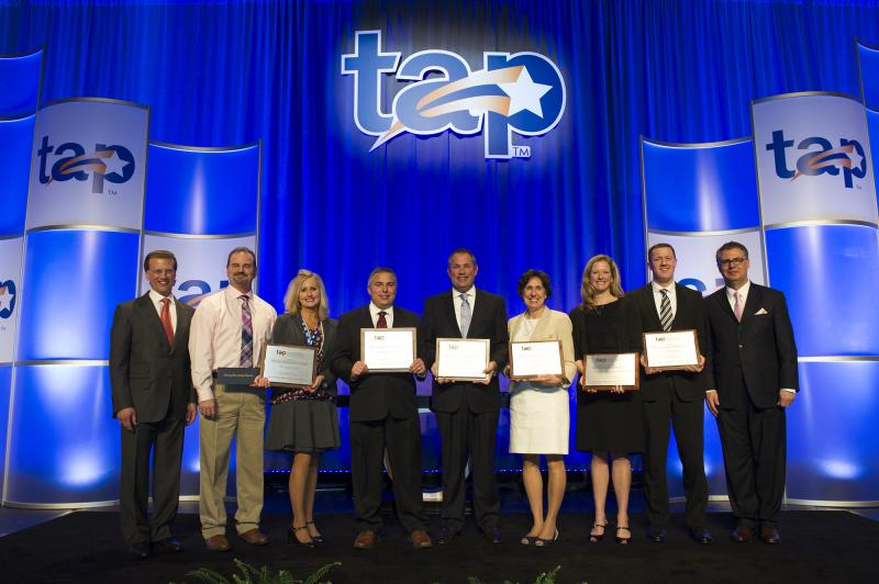 2015 TAP Award of Distinction